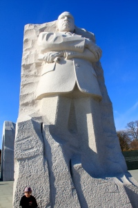 Martin Luther King Jr. Memorial (Hadi Dadashian photo)